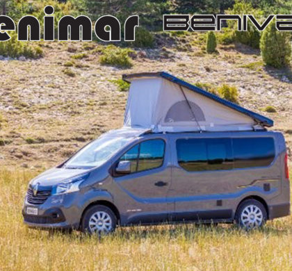 Alquiler Camper 1 a 4 Plazas Renault