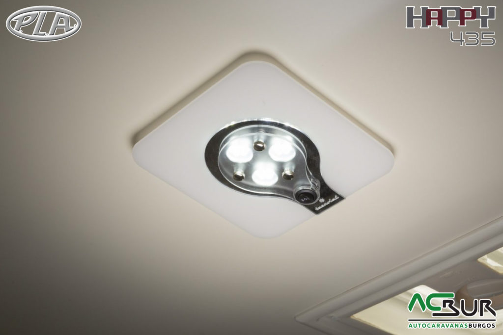 PLA Happy 435 Luz interior Led