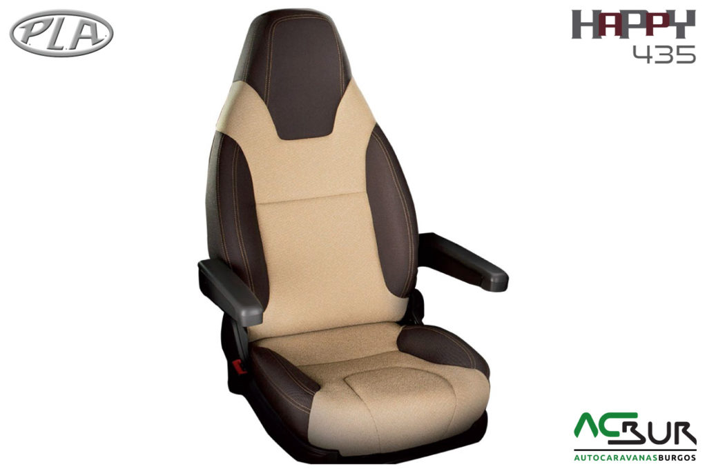 PLA Happy 435 Asiento