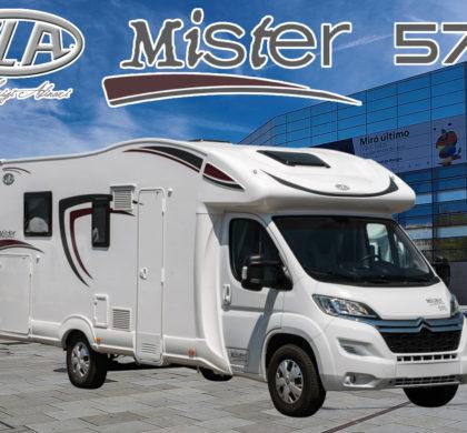 Alquiler PLA Mister 570