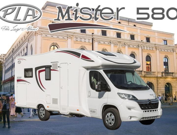 Venta autocaravana PLA Mister 580