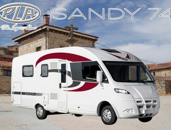 Venta autocaravana Plasy Sandy S74