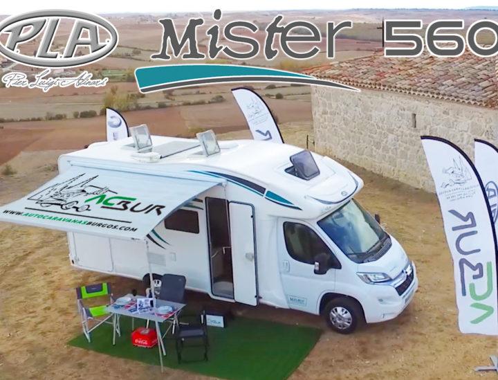 Venta autocaravana PLA Mister 560