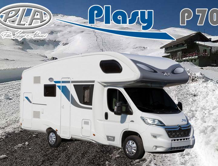 Alquiler PLA Plasy P70 6 plazas