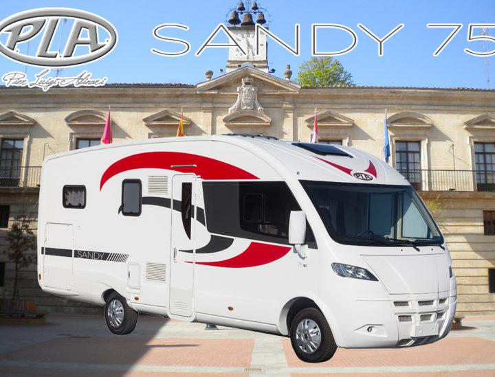 Alquiler PLA Sandy 75
