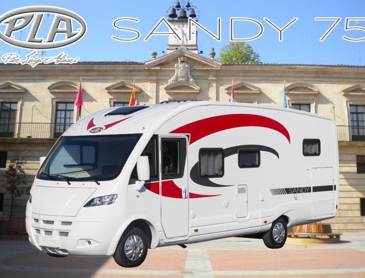 Venta autocaravana PLA Sandy S75