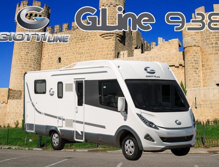 Venta Autocaravana GiottiLine G-Line 938