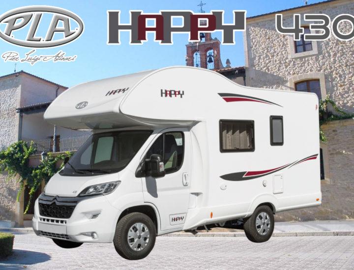 Venta autocaravana PLA Happy 430