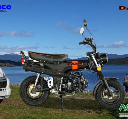 Alquiler Moto Sumco Dingo 125cc