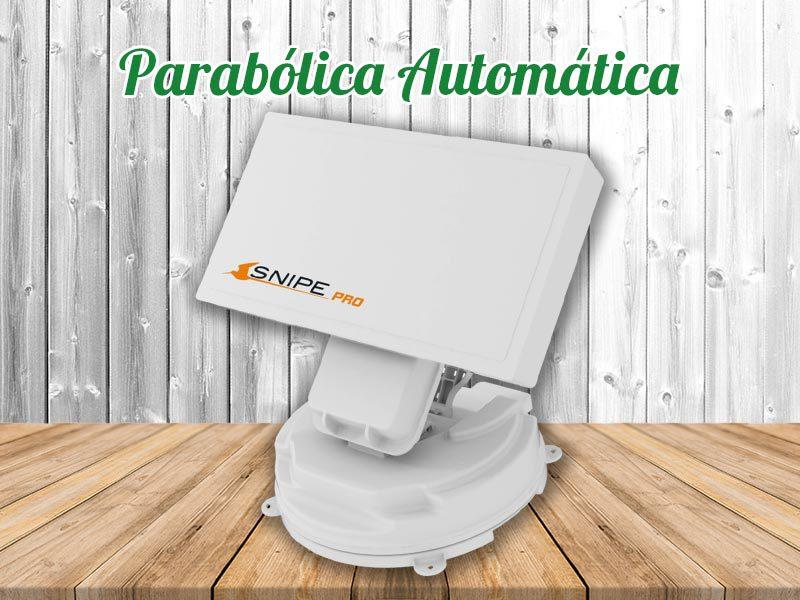 Antena parabólica Snipe Pro