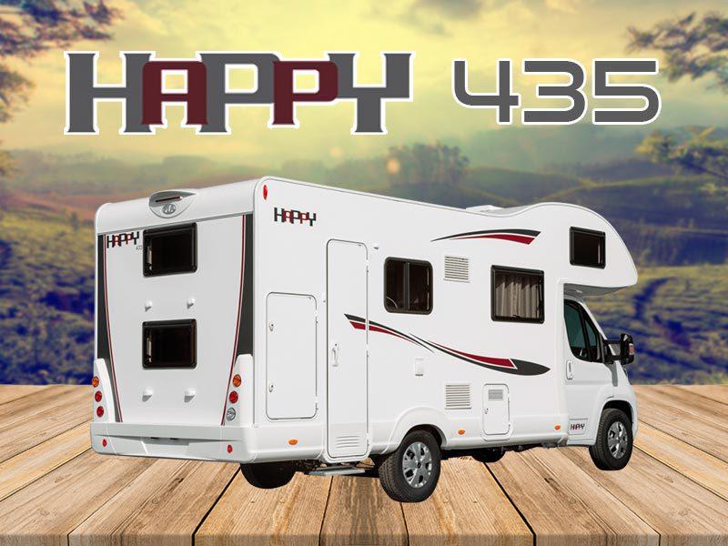 Autocaravana PLA Happy 435