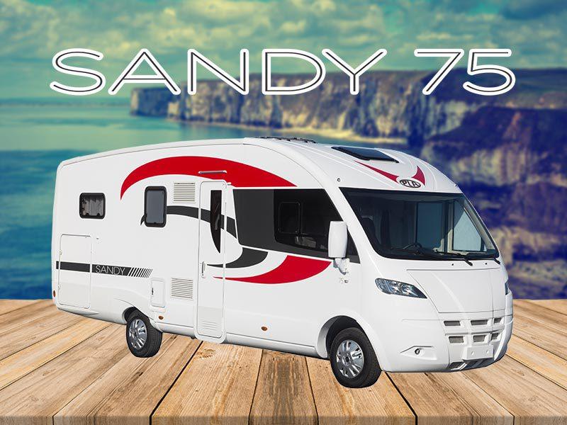 Autocaravana Sandy 75
