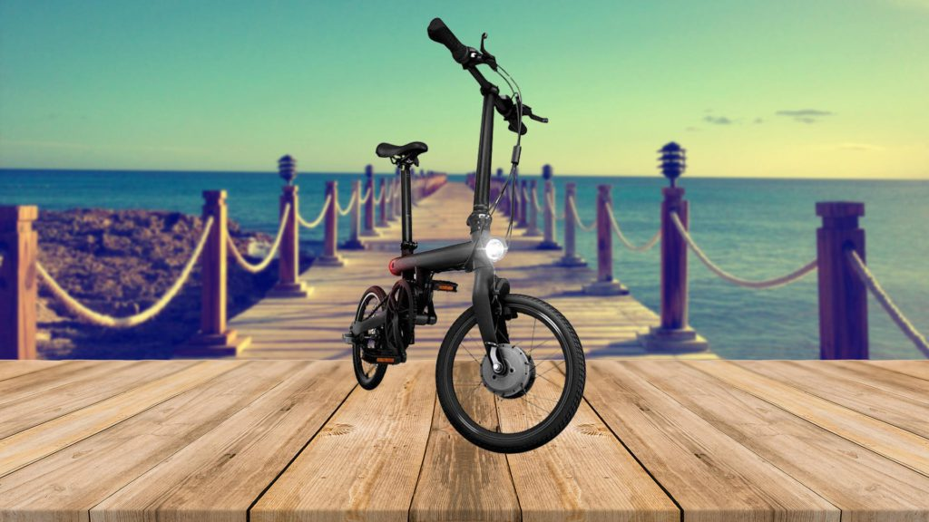 Xiaomi QiCycle Rotación 01