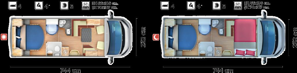 Giottiline GL938 Plano