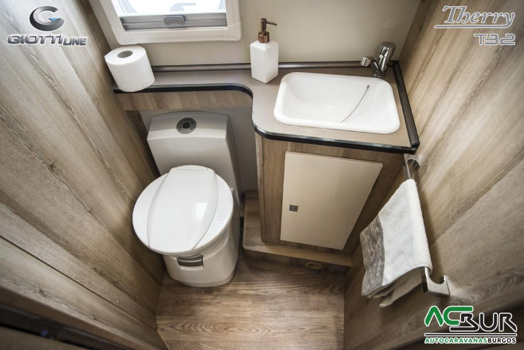 GiottiLine Therry T32 baño