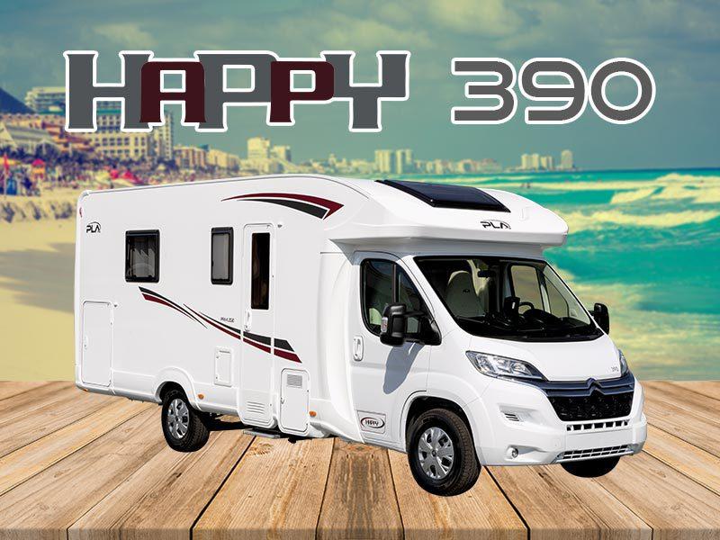 PLA Happy 390