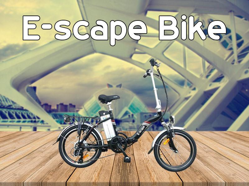 Black Friday Bicicleta eléctrica portada