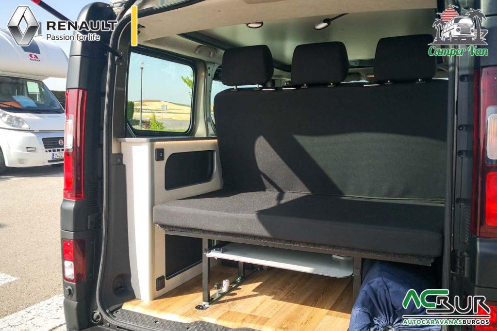 Alquilar furgoneta camper en Burgos