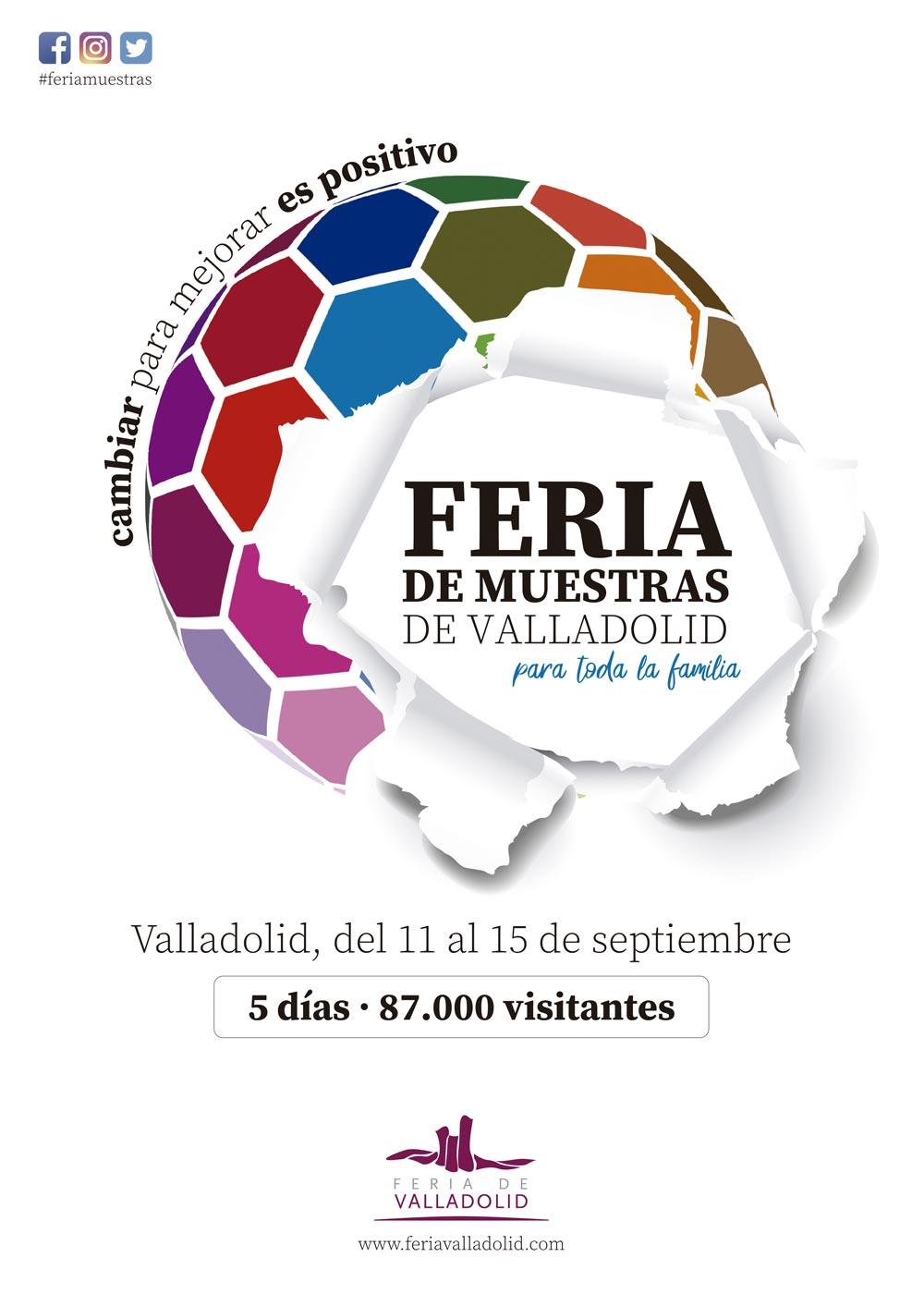 Feria Valladolid 2019 Cartel