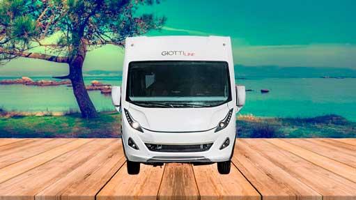Autocaravana GiottiLine GLine 937 2020 Frontal