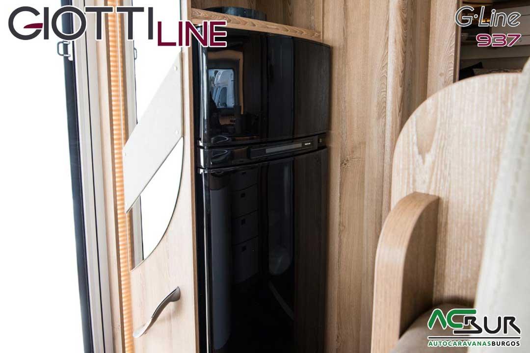 Autocaravana GiottiLine GLine 937 2020 Nevera