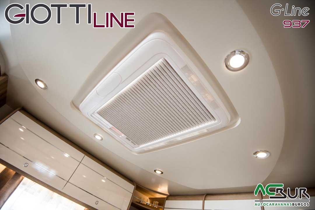 Autocaravana GiottiLine GLine 937 2020 Aire