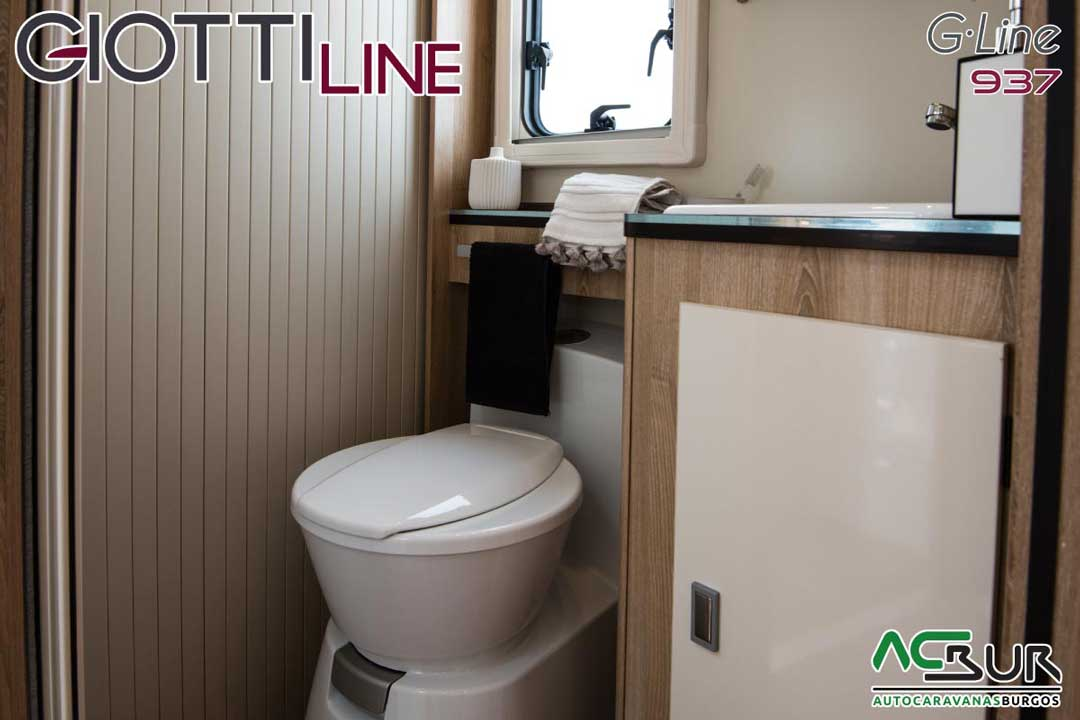 Autocaravana GiottiLine GLine 937 2020 Vater