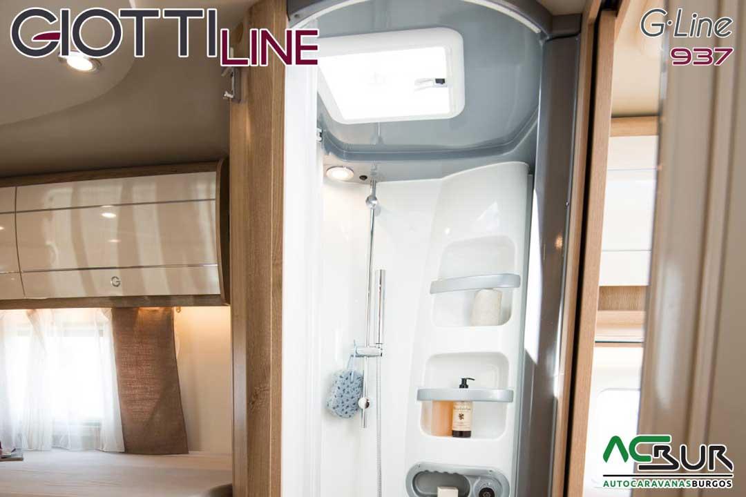 Autocaravana GiottiLine GLine 937 2020 Ducha