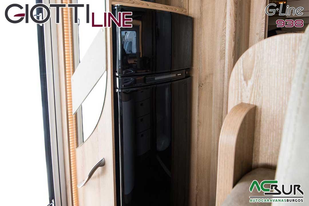 Autocaravana GiottiLine GL938 2020 nevera