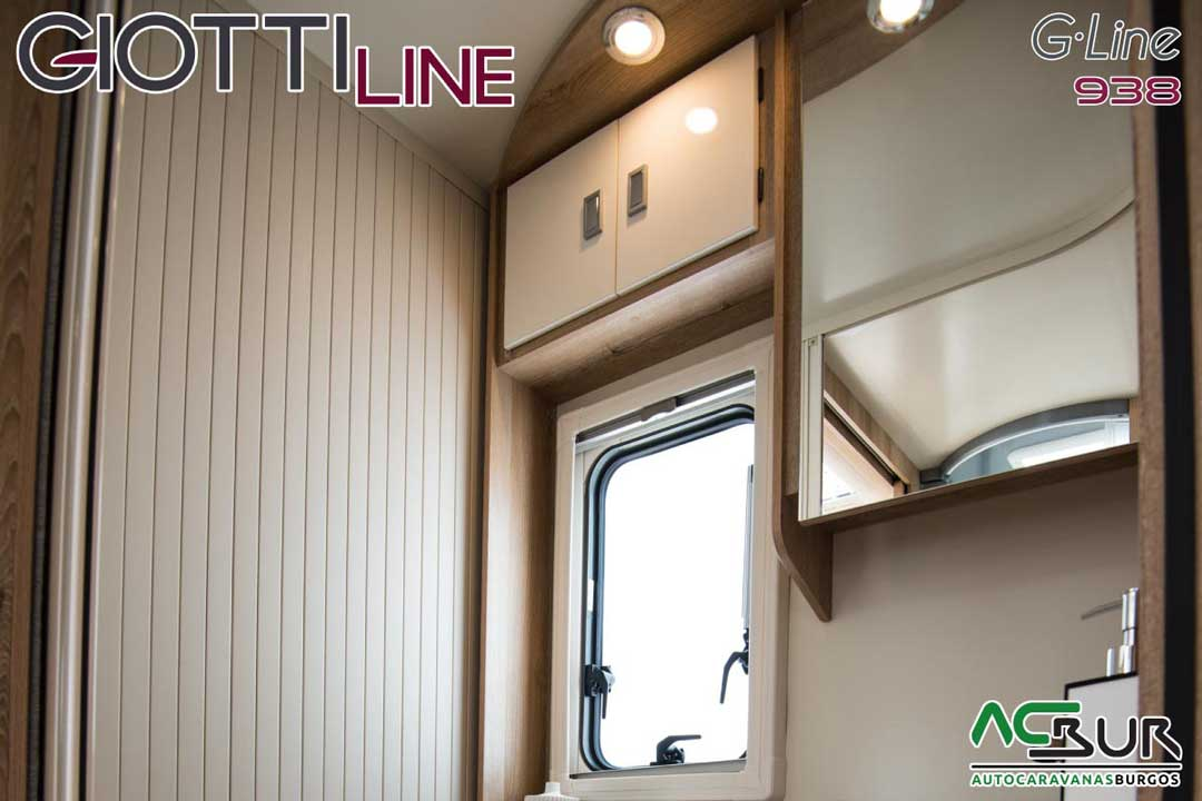 Autocaravana GiottiLine GL938 2020 Almacenaje