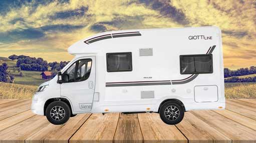 Autocaravana GiottiLine Siena 330 2020 lateral 1