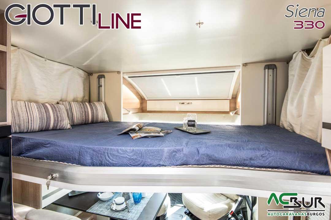 Autocaravana GiottiLine Siena 330 2020 abatible