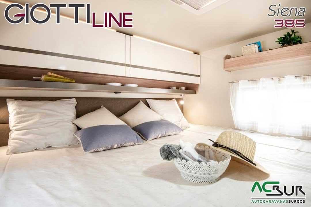 Autocaravana GiottiLine Siena 385 2020 cama