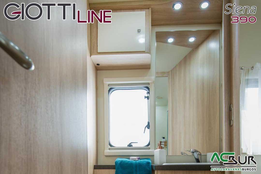 Autocaravana GiottiLine Siena 390 2020 baño