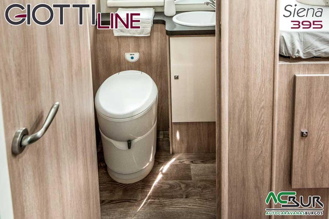 Autocaravana GiottiLine Siena 395 2020 aséo