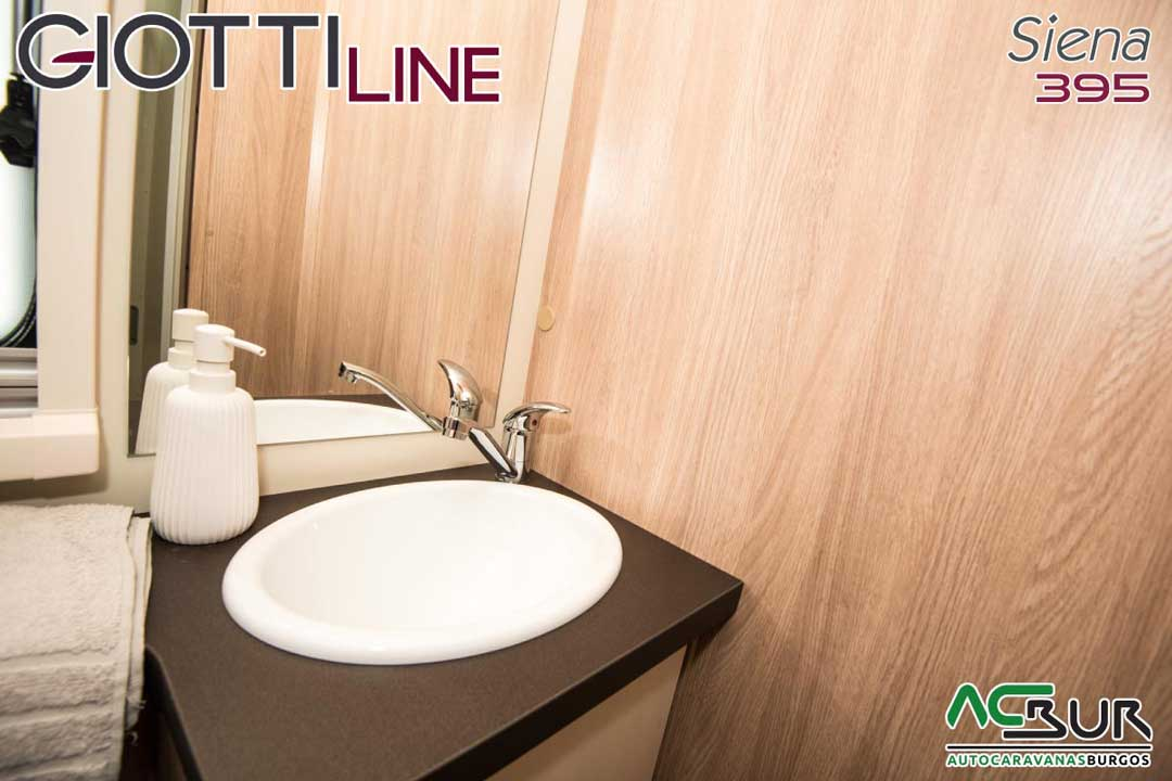 Autocaravana GiottiLine Siena 395 2020 lavabo