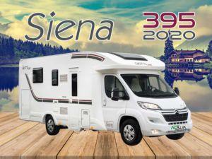 Autocaravana GiottiLine Siena 395 2020 mosaico