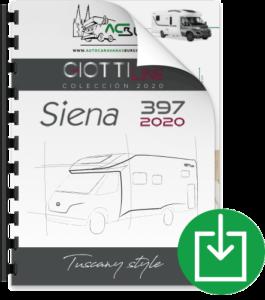 Autocaravana GiottiLine Siena 397 Informe