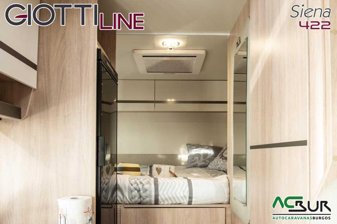 Autocaravana GiottiLine Siena 422 2020 pasillo