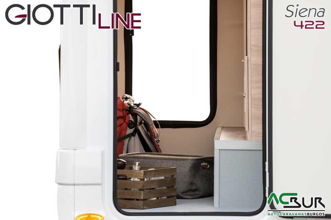 Autocaravana GiottiLine Siena 422 2020 Garaje