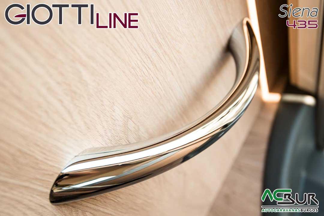 Autocaravana GiottiLine Siena 435 2020 detalle
