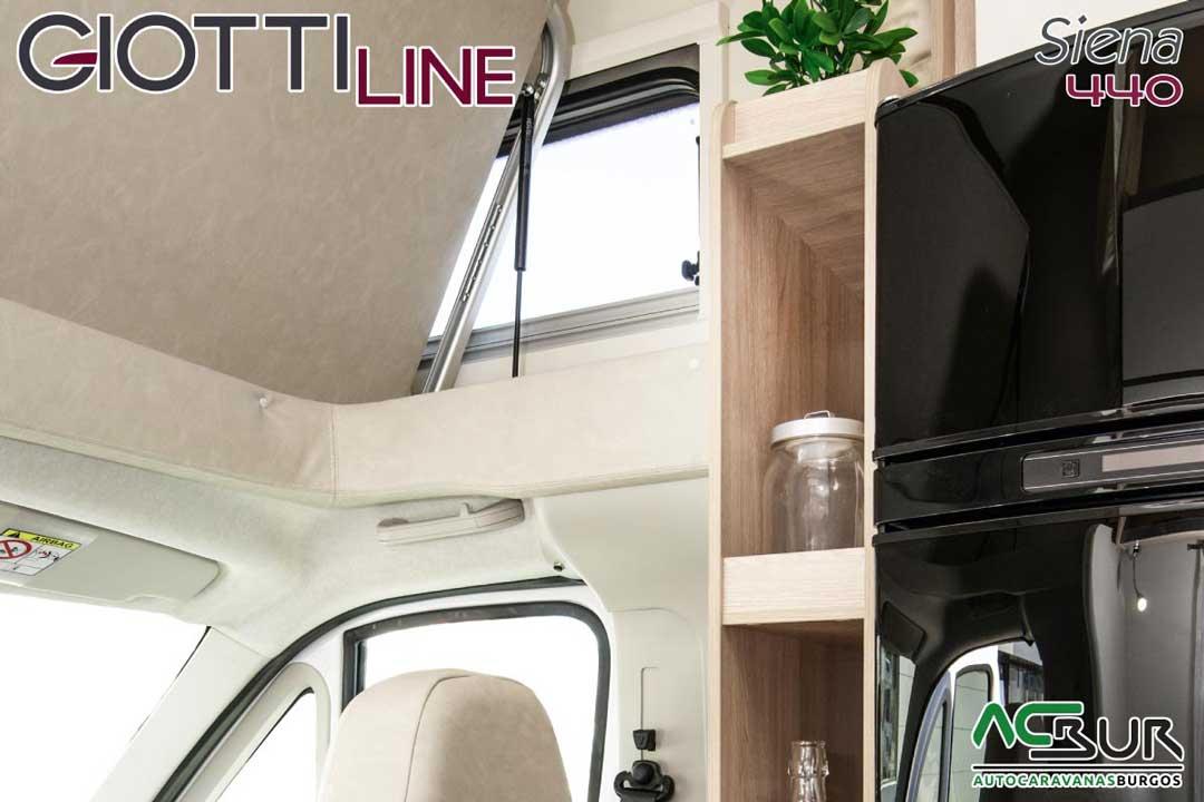 Autocaravana GiottiLine Siena 440 2020 detalle