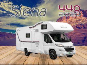Autocaravana GiottiLine Siena 440 2020 mosaico