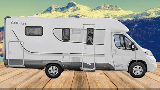 Autocaravana GiottiLine Therry T34 2020 lateral 2