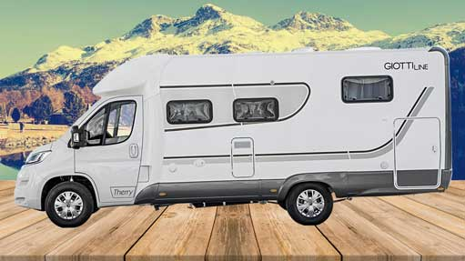 Autocaravana GiottiLine Therry T34 2020 lateral 1