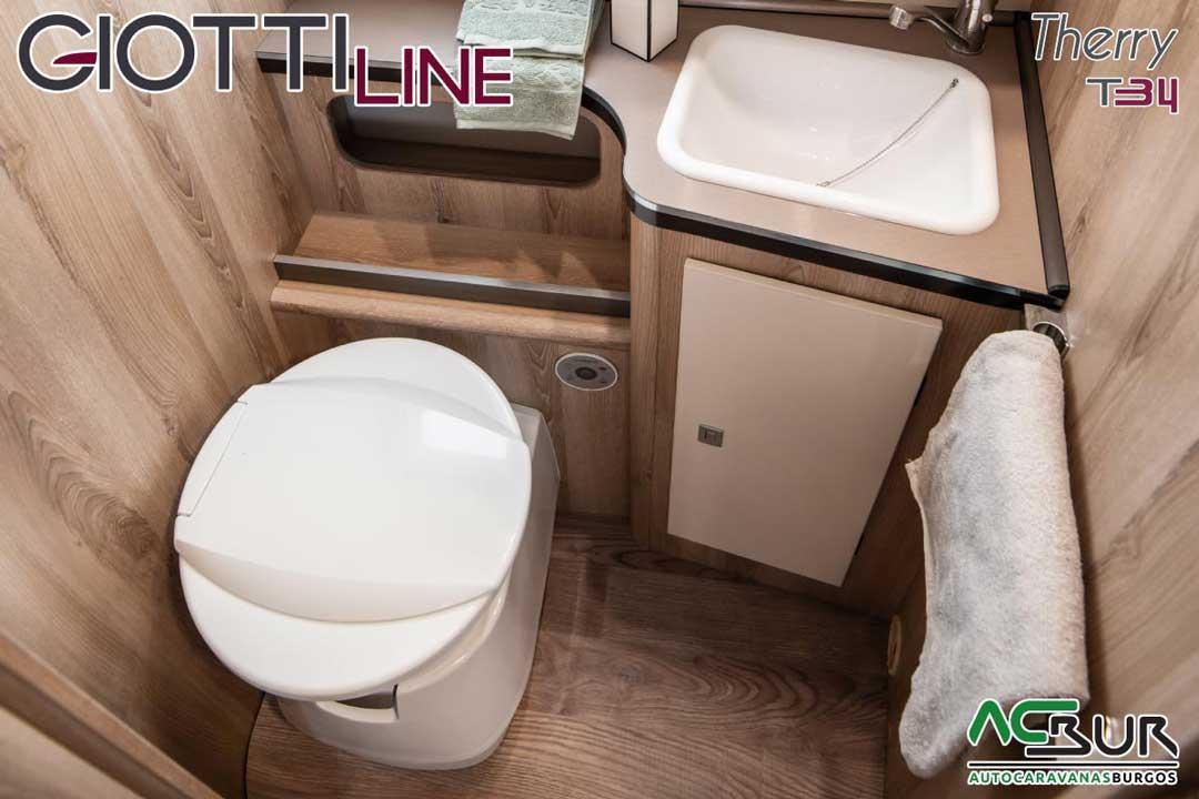 Autocaravana GiottiLine Therry T34 2020 aséo