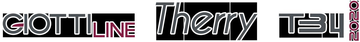 Autocaravana GiottiLine Therry T34 2020 logotipos