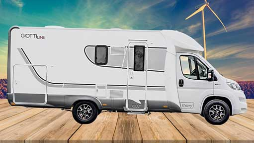 Autocaravana GiottiLine Therry T36 2020 lateral 1