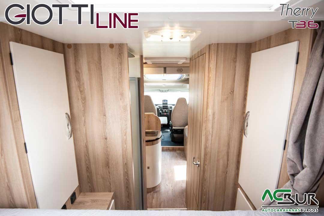 Autocaravana GiottiLine Therry T36 2020 suite