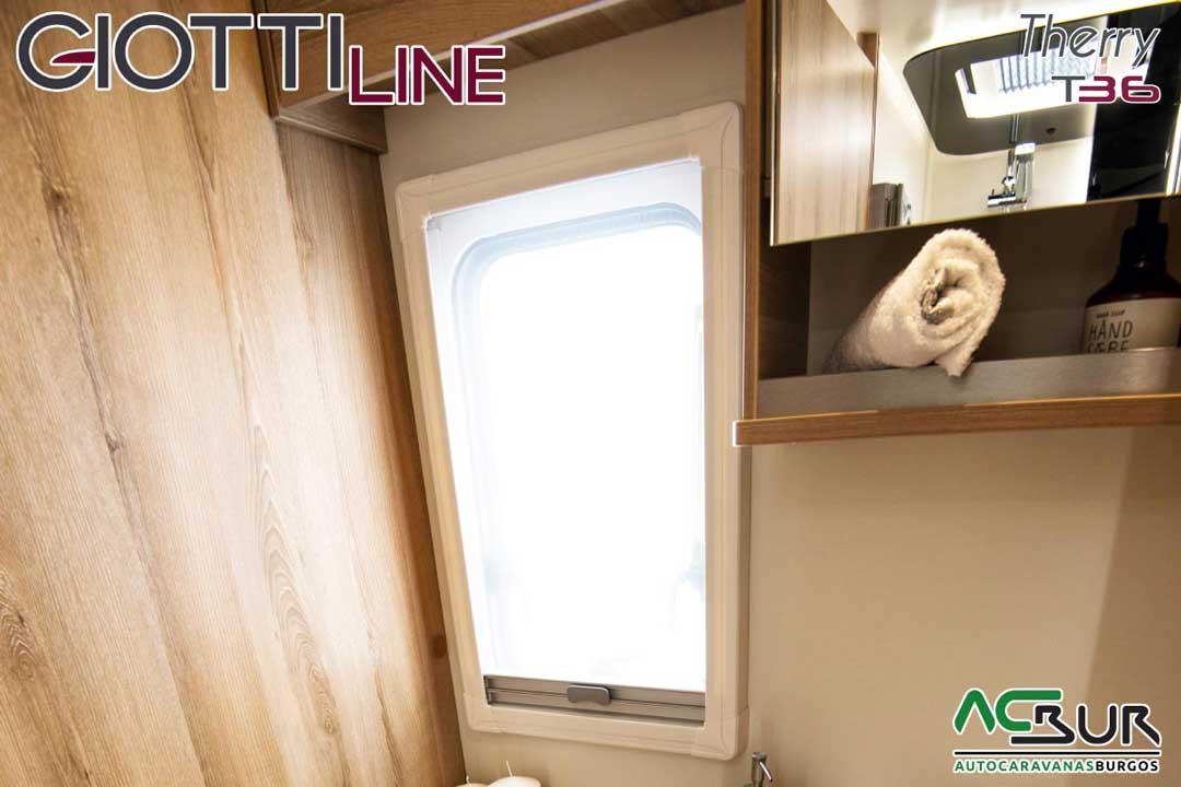 Autocaravana GiottiLine Therry T36 2020 ventana